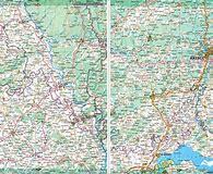 измерить расстояние на кадастровой карте росреестра