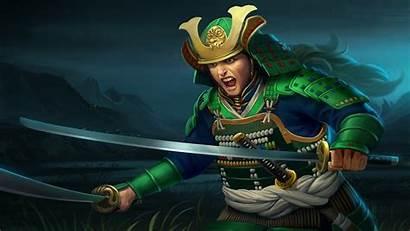 Samurai Japanese Dragon Clan Wallpapers Armor Desktop