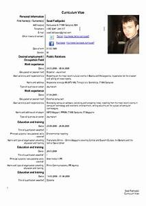 curriculum vitae sample download template best With curriculum vitae format download