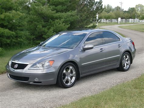 maximumeffort 2006 acura rl specs photos modification