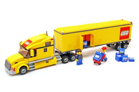 Lego Truck by Lego City Truck Lego Set 3221 1 Building Sets Gt City