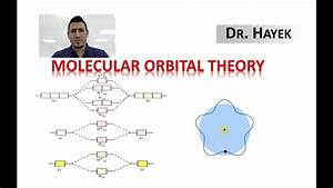 The Molecular Orbital Theory