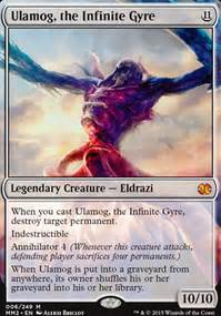 Colorless Eldrazi Deck Edh by Colorless Mtg Decks Tappedout Net
