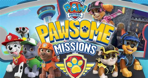 nick jr spin nickalive nick jr uk launches new paw patrol