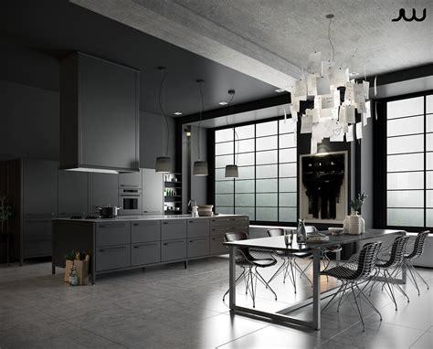 vipp kitchen vipp kitchen on behance