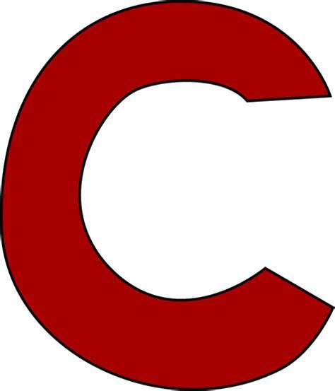C Clipart Letter C Clip Letter C Image
