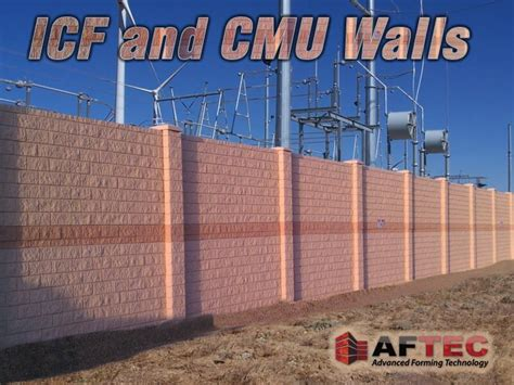 foam concrete forms for retaining walls icf walls vs cmu walls what s the difference aftec