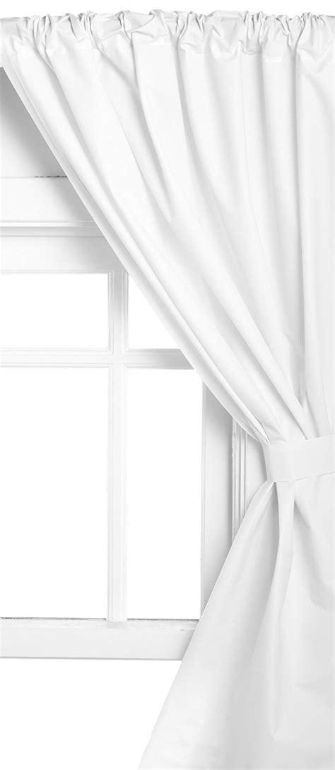 Carnation Home Fashions WC-21, Vinyl Bathroom Window