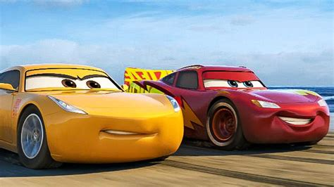 Critique Cars 3, La Conclusion Des Aventures De Flash