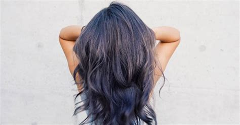 Smoky Lilac Hair Color Ideas Popsugar Beauty