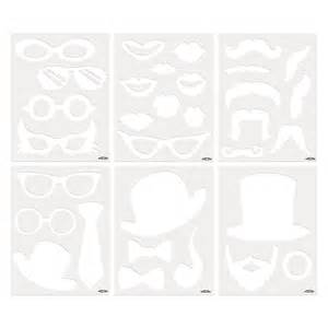 Booth Prop Templates