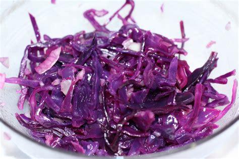 blanchir cuisine salade de chou recette de salade de chou aux noix