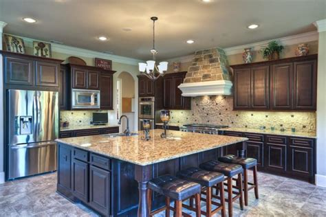 center kitchen islands 10 awesome photos kitchen center islands with seating