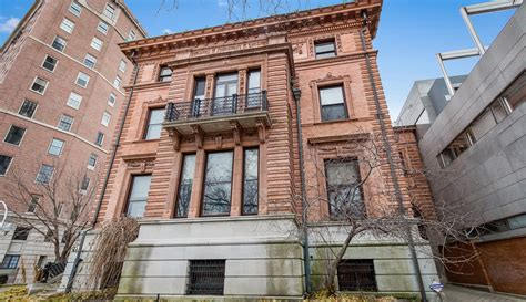 park wests wrigley mansion listed   million chicago tribune