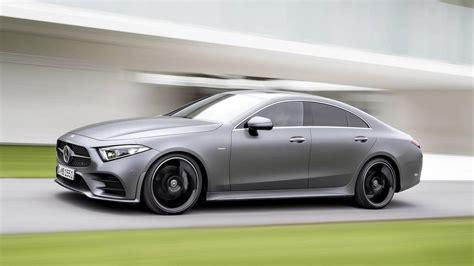 Novo Mercedesbenz Cls 2019 Estreia Com Versão Híbrida