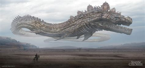 Shadow Of The Colossus Fan Art By Jaroldsng On Deviantart