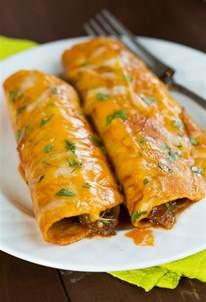 Mexican Beef Enchiladas Recipe