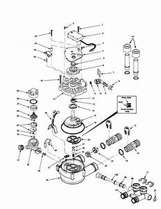 Valve Body  Cover Diagram  U0026 Parts List For Model 625383060