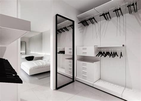 white walk in closet ideas