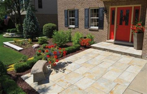 unilock yorkstone 1111 best images about unilock gallery on