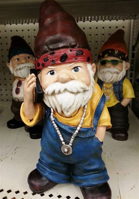 walmart gnome gangster funny gnomes garden gangsta happen could runt web really nome sleep should edition weird proves thought seen