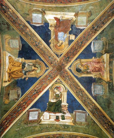 cycle de fresques de la chapelle baglioni wikip 233 dia