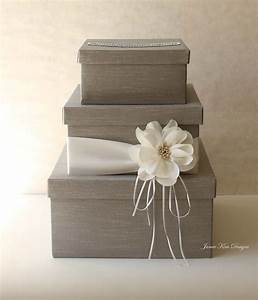 wedding card box wedding money box gift card box custom made With gift card box wedding