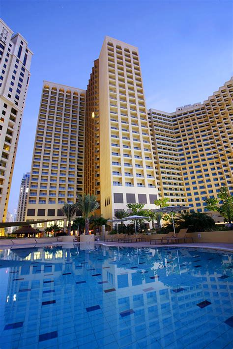 hotel amwaj rotana jumeirah beach residence dubai