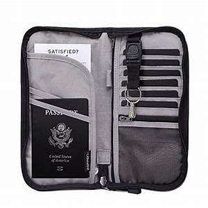 my favorite passport holder the forward cabin With best travel document wallet