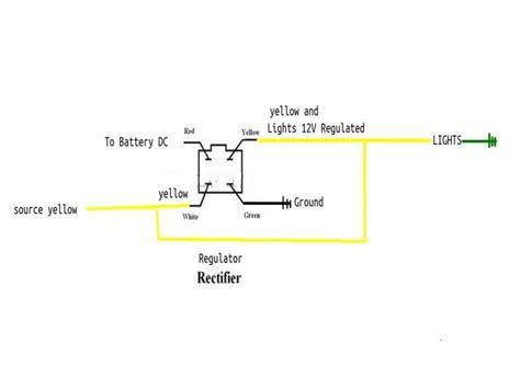 4 wire voltage regulator wiring diagram gooddy wiring
