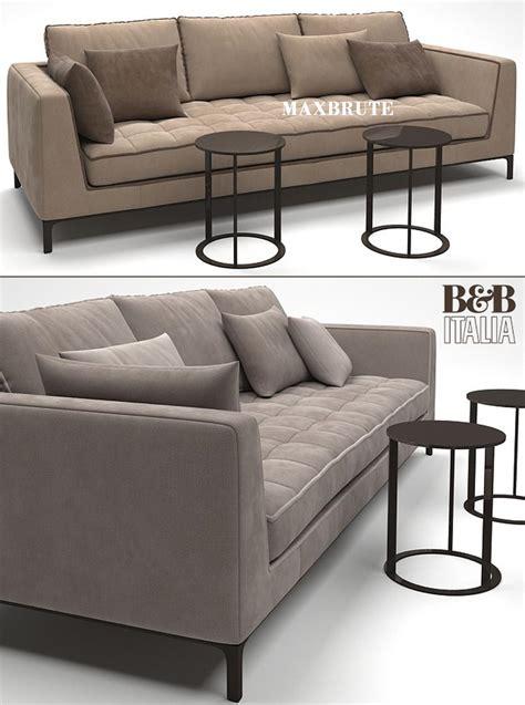 modern sofa model dsmax lucrezia find furniture model