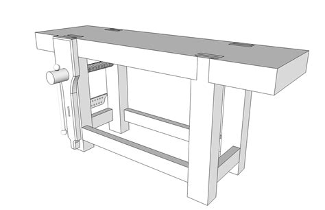 womanlymnl diy andre roubo bench plans wooden