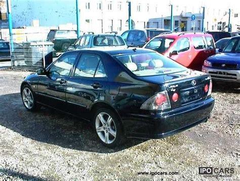 lexus hatchback modded 2003 lexus is 200 mod 2004 leather klimatronic alus car