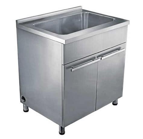 36 inch kitchen sink base cabinet dawn ssc3636 single bowl stainless steel sink base cabinet