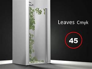 Paroi de douche longueur 65 porte de douche 65 x 195 cm for Porte douche 65 cm