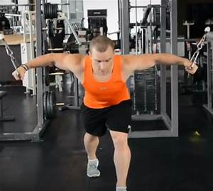 Chest - Low Cable Crossover