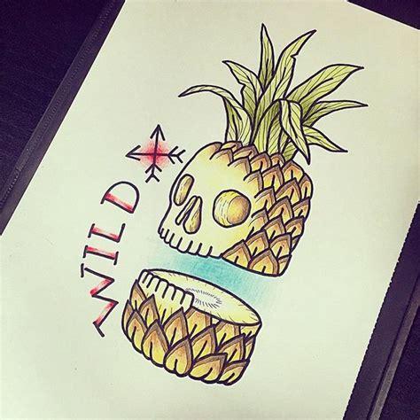 1000+ Ideas About Pineapple Tattoo On Pinterest Tattoos