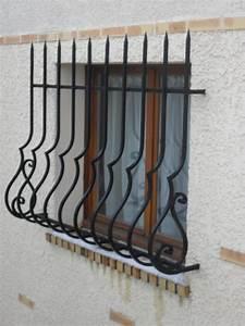 Grille De Protection Fenêtre : grille de fen tre ma fen tre ~ Dailycaller-alerts.com Idées de Décoration