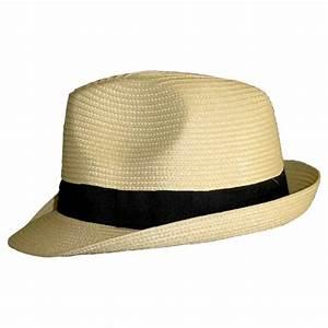 Chapeau De Paille Homme : chapeau de paille pas cher ~ Nature-et-papiers.com Idées de Décoration