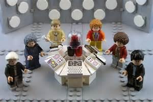 Doctor Who LEGO Minifigure Custom