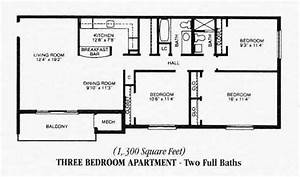 three bedroom apartments floor s and hewitt gardens With three bedroom apartment floor plan