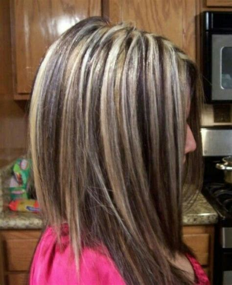 dramatic hilo lights hair  love pinterest