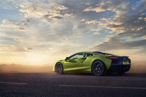 2021 McLaren Artura revealed   CarExpert