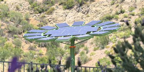 james cameron designed  solar array