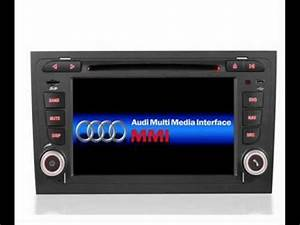 2 Din Radio Navi : audi a4 dvd gps navigation double 2 din radio in dash ~ Jslefanu.com Haus und Dekorationen