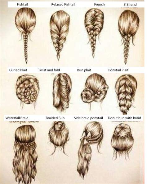 different styles of braided hair trending wedding braids wedmegood 7417