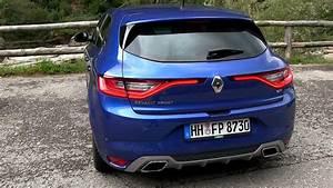 Renault Megane Gt : 2016 renault megane gt 205 hp test drive youtube ~ Medecine-chirurgie-esthetiques.com Avis de Voitures