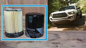 Toyota Oil Filter Review