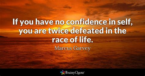 confidence      defeated