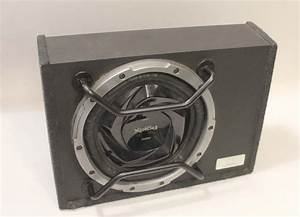 "NICE!! SONY XPLOD 10"" 1200W SUBWOOFER IN LOW PROFILE ..."
